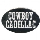 HITCH COVER -COWBOY CADILLAC