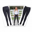 Ladies Equine Couture Damask Breeches