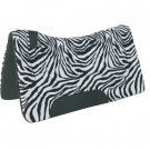 Pony Funky Print Wither Relief Western Saddle Pad