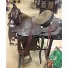 "Used 16"" Bighorn Trail Saddle"