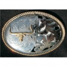 Steer Head Belt Buckle