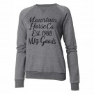 Ladies Mountain Horse Street Sweater