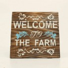 M&F Western Welcome Sign
