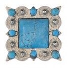 Turquoise Concho