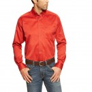 Men's Ariat Solid Brick Shirt