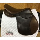 "Used 17.5"" Pro Trainer Thornhill Saddle"