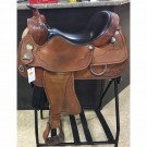"Used 16"" American Saddlery Saddle"