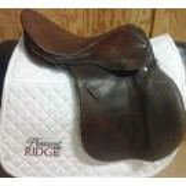 "Used 16"" Stubben All Purpose Saddle"