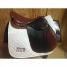 "Used 18"" Intrepid Contact Saddle"