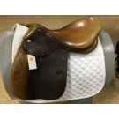 "Used 18"" Richvale Close Contact Saddle"