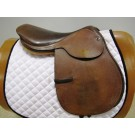 Used Harry Dobbs Close Contact Saddle