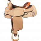 Billy Cook Rough Out Trainer Saddle
