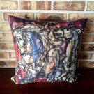 Running Horse Pillow Cover
