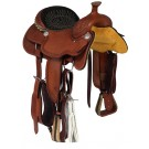 Billy Cook Arena Roping Saddle 2147-14""