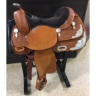 """Used 16"""" Billy Cook Show Saddle"""