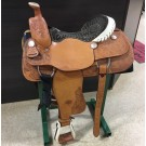 "Used 16"" Billy Cook Roper Saddle"