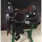 "Used 16"" Billy Cook Trail/Reiner/Pleasure Saddle"