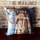 Wild Horse Head Pillow Case
