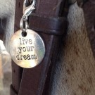 MBC Bridle Charm -Live your Dream