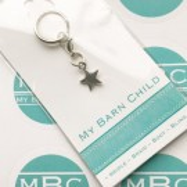 MBC Bridle Charm -Star