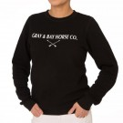 Gray & Bay Crew Neck Sweatshirt