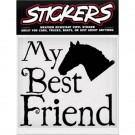 Can-Pro My Best Friend Bumper Sticker
