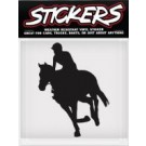 Can Pro Eventer Gallop Bumper Sticker