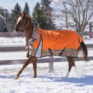 Camouflage Storm by Canadian Horsewear 1200 D with 160 gm fill