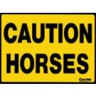 Can Pro Caution Horses