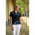 Arista Short Sleeve Printed Sunblocker