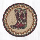 "Boots Round 10"" Trivet"