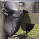 Rivera Dressage English Saddle Angle
