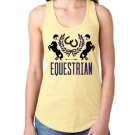 Spiced Equestrian Crest Tank Top