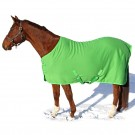 Polar Fleece Dress Sheet -Lime