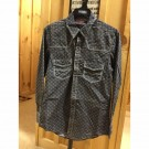 Men's Rock and Roll Cowboy Western Shirt