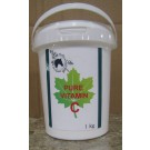 Herbs For Horses Pure Vitamin C- 750G, Powder
