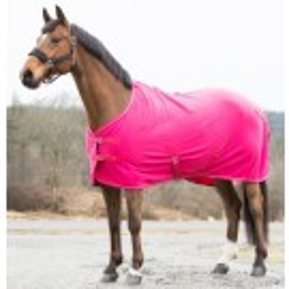 Pink Polar Fleece Sheet