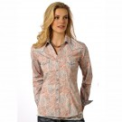 Women's Panhandle Slim Paisley Shirt