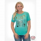 Ladies Cowgirl Tuff T-Shirt