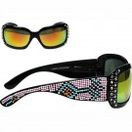 Montana West Beaded Sunglasses
