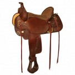 2376 Circle Y Carlsbad Flex2 Trail Saddle