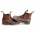 "Kids Blundstone ""Blunnies"" Boot in Stout Brown"