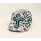 Ladies Bling Baseball Cap