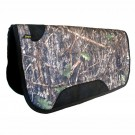Camo Barrel Saddle Pad
