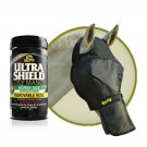Absorbine Extenda Shield EX Fly Mask -Horse with Ears and Removable Nose