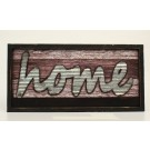 M&F Western Home Sign