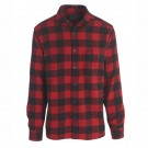 Woolrich Men's Oxbow Bend Plaid Flannel Shirt
