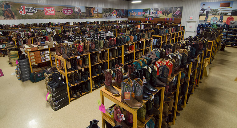 Pleasant Ridge Cowboy Boots and Riding Boots
