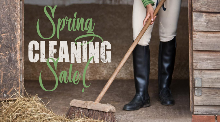 Pleasant Ridge Spring Cleaning Sale!